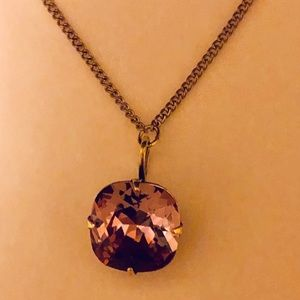 🆕SWAROVSKI Crystal Pendant Necklace